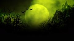 HD Seasonal Horror Forest 2 Stock Footage