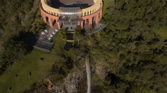 Aerial Image of  Beautiful Tangua Park in Brazil - 004 Stock Footage