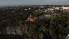 Aerial Image of  Beautiful Tangua Park in Brazil - 016 Stock Footage
