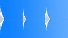 Game Button Clicks 3 Sound Effect