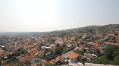 Doboj, Bosnia and Herzegovina Stock Footage