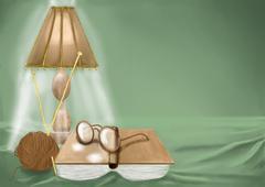 leisure. - stock illustration