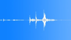 Debris falling start small end big 1 Sound Effect