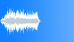 SciFi Robot Movement 5 - Up Sound Effect