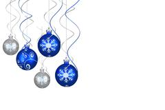 Stock Illustration of Digital hanging christmas bauble decoration