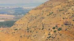 Mount  Gilboa Stock Footage