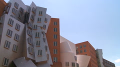 MIT Stata Center Stock Footage