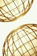 Wire Spheres Stock Photos