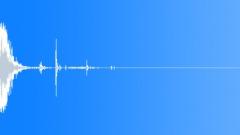 Hockey Puck Hit - 3 - sound effect