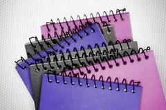 Notepads Stock Photos