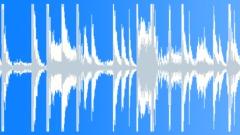 Funky Versatile Acoustic Drum Loop with Swing Stock Music
