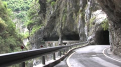 Taroko National Park Stock Footage