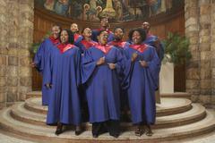 Stock Photo of Gospel Choir