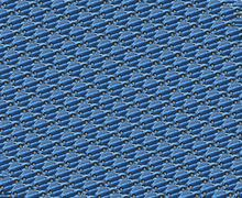 Texture from blue automobiles Stock Illustration