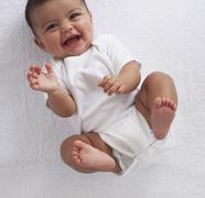 Portrait of Baby Stock Photos