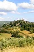 Stock Photo of panzano, chianti