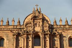 Cusco Cathedral Stock Photos