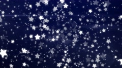 Fairy Dust Stars Magical Fantasy Animated Backgrounds Stock Footage