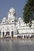 Golden Temple, Amritsar, Punjab, India Stock Photos
