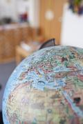 Close-up of Globe Stock Photos