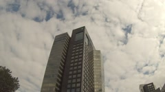 ABN AMRO head offices Stock Footage