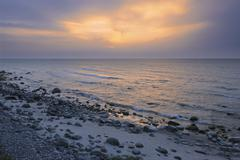Ruegen Island, Ruegen District, Mecklenburg, Mecklenburg-Vorpommern, Germany - stock photo