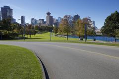 Stock Photo of Vancouver, British Columbia, Canada