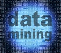 Data mining meaning research researching and exploration Piirros