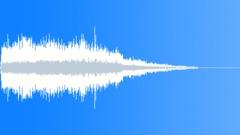 Slow diesel car drive away Sound Effect