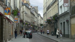 Rennes France Stock Footage