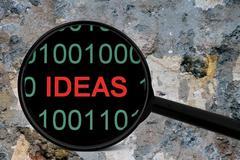Ideas Stock Illustration