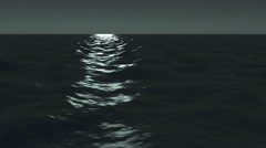 Looping Waves  - 4K Resolution Ultra HD Stock Footage