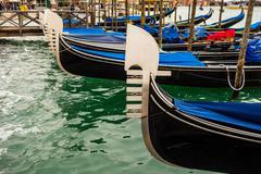 Fore gondola Stock Photos