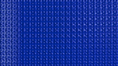 Techno Dance Blue Looping Background Stock Footage