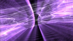 Purple Dreams Looping Background - stock footage