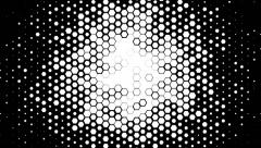 29.97fps-1080p-Hexagon Transition 19 Stock Footage