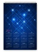 Future Calendar - stock illustration