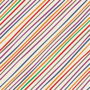 Abstract striped seamless pattern. Vector Stock Illustration