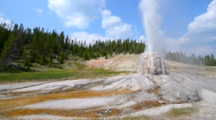 lone star geyser - stock footage