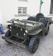 Armored car for the army Stock Photos