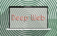 Deep web Stock Illustration