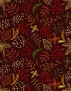 Autumn leaves seamless background. defoliation. leaf fall Piirros
