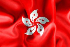 Hong kong flag Piirros