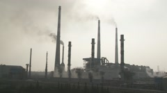 China Chemical Plant 13 Arkistovideo