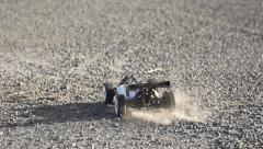 RC Car starting Stock Footage