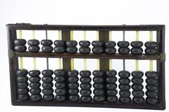 An abacus Stock Photos