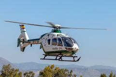Eurocopter ec135 Stock Photos