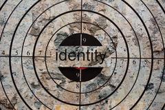 Identity target Stock Photos