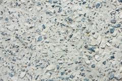 Concrete wall, detail - stock photo