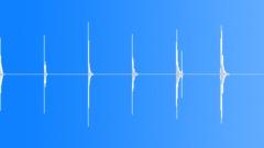 Mellow Click Pack (6 Clicks) - sound effect